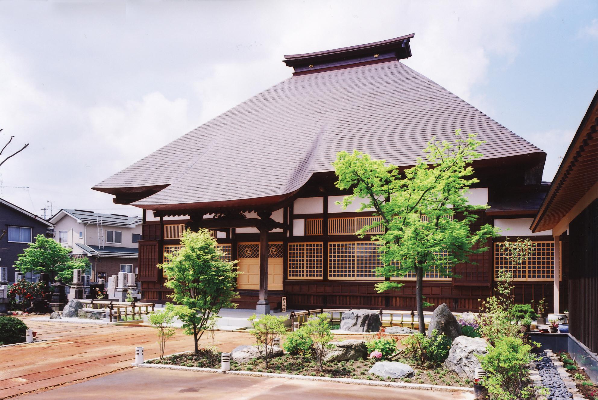 長福寺外観01